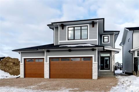 House for sale at 407 Dubois Te Saskatoon Saskatchewan - MLS: SK799041