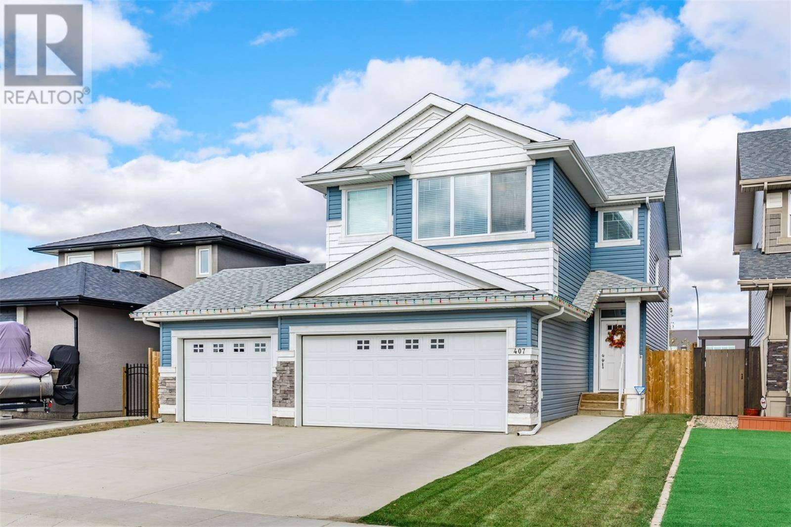 House for sale at 407 Flynn Ln Saskatoon Saskatchewan - MLS: SK788357