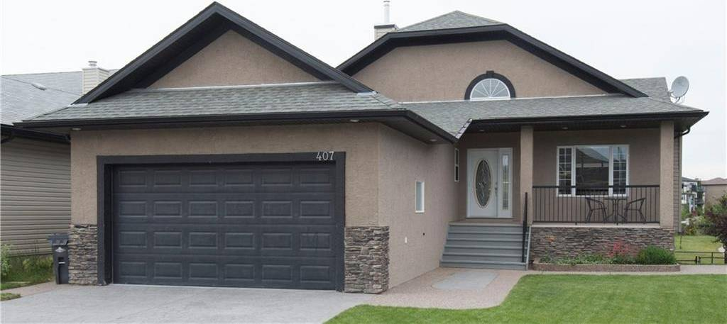 House for sale at 407 High Park Blvd Nw Highwood Lake, High River Alberta - MLS: C4243260
