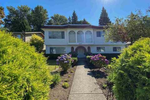 House for sale at 407 Laurentian Cres Coquitlam British Columbia - MLS: R2482289