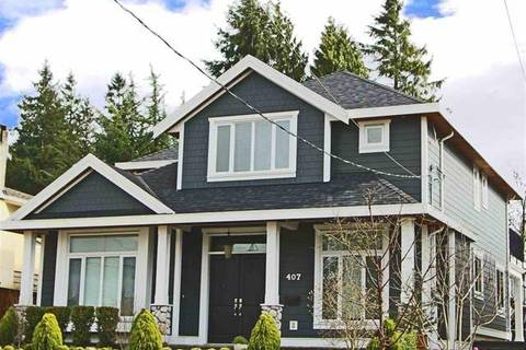 House for sale at 407 Mundy St Coquitlam British Columbia - MLS: R2452484