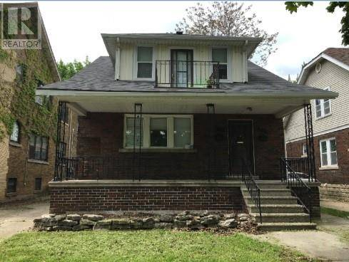 Townhouse for sale at 407 Partington Ave Windsor Ontario - MLS: 19018850