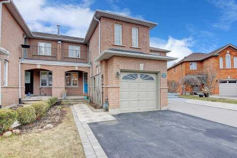 Townhouse for sale at 407 Ravineview Wy Oakville Ontario - MLS: W4776545