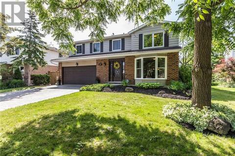 House for sale at 407 Stillmeadow Circ Waterloo Ontario - MLS: 30725318