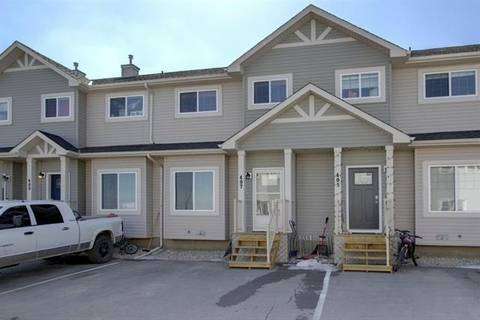 Townhouse for sale at 407 Strathaven Me Strathmore Alberta - MLS: C4236564