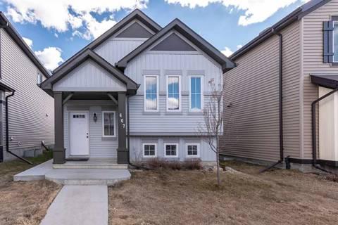 House for sale at 407 Watt Blvd Sw Edmonton Alberta - MLS: E4153350