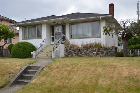 House for sale at 407 43rd Ave W Vancouver British Columbia - MLS: R2283202