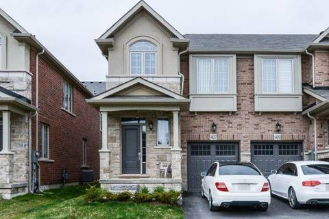 Townhouse for sale at 407 Wheat Boom Dr Oakville Ontario - MLS: W4493464