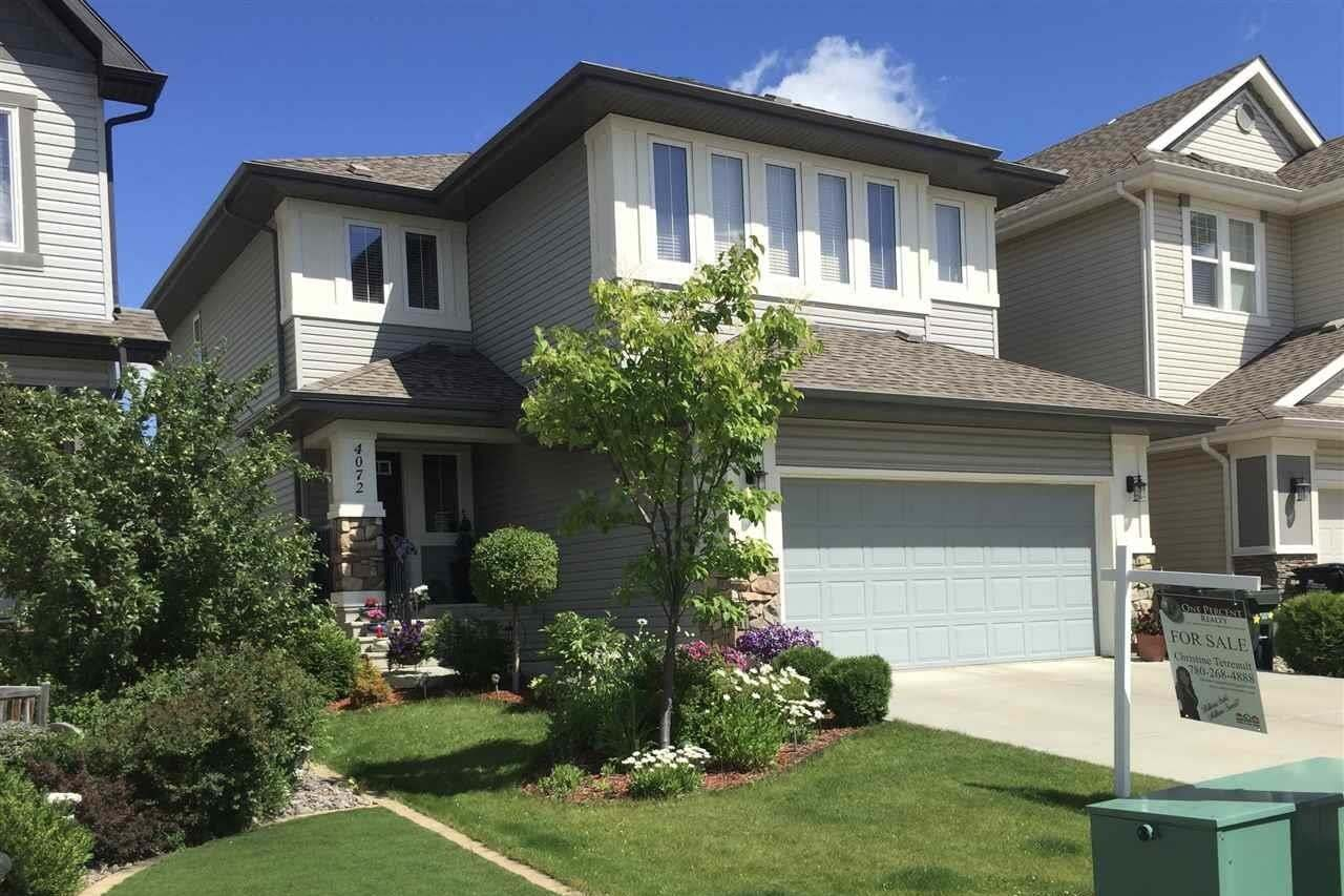 House for sale at 4072 Summerland Dr Sherwood Park Alberta - MLS: E4196781