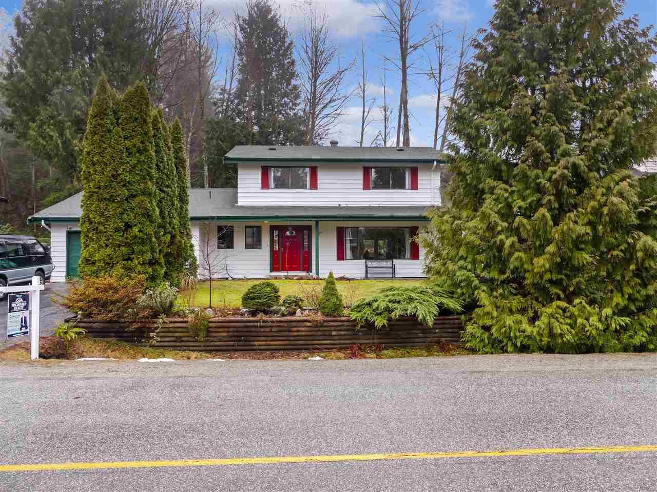Sold: 40741 N Highlands Way, Squamish, BC