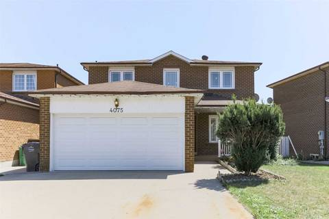 House for sale at 4075 Longo Circ Mississauga Ontario - MLS: W4546797
