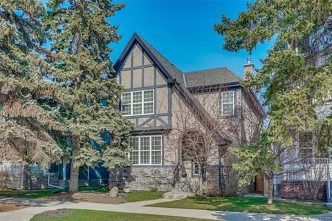 House for sale at 4076 Garrison Blvd Southwest Calgary Alberta - MLS: C4241207