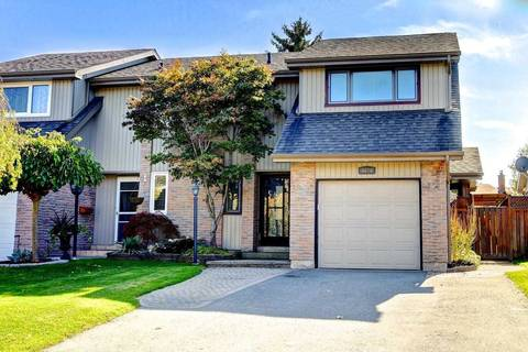 Townhouse for sale at 4076 Jefton Cres Mississauga Ontario - MLS: W4607330
