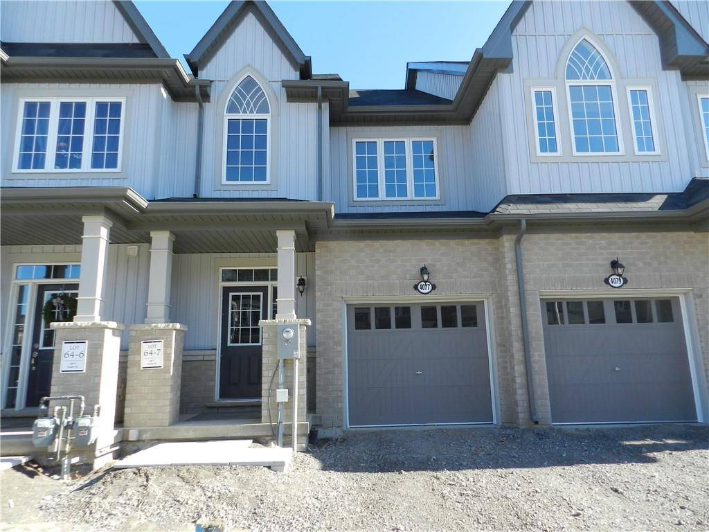 Townhouse for rent at 4077 Canby St Beamsville Ontario - MLS: H4076079