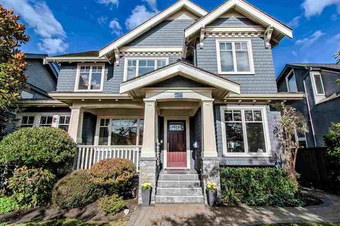 House for sale at 4077 36th Ave W Vancouver British Columbia - MLS: R2414328