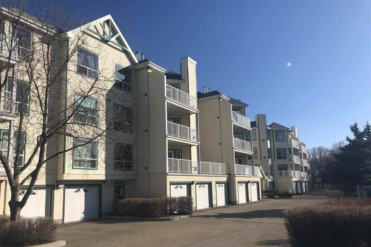 Condo for sale at 10 Ironwood Pt Unit 408 St. Albert Alberta - MLS: E4211818
