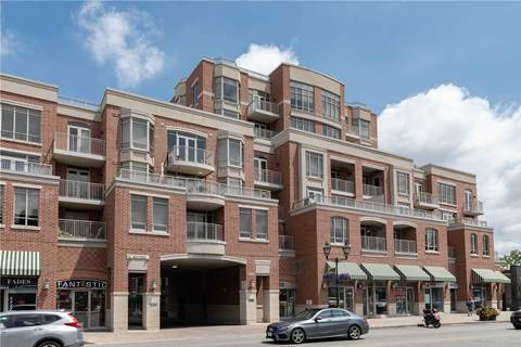 Home for sale at 10101 Yonge St Unit 408 Richmond Hill Ontario - MLS: N4524177