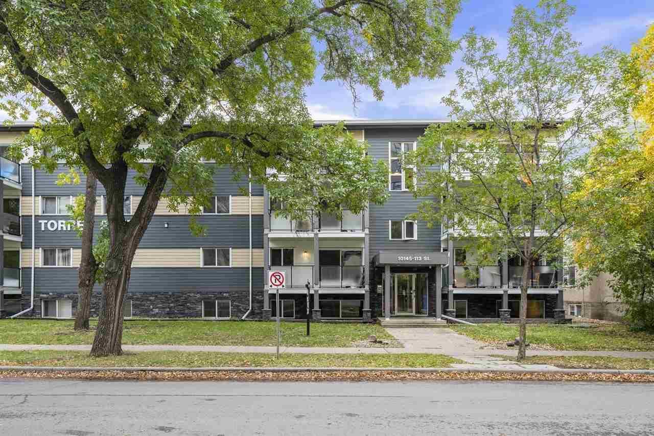 Condo for sale at 10145 113 St Nw Unit 408 Edmonton Alberta - MLS: E4175326