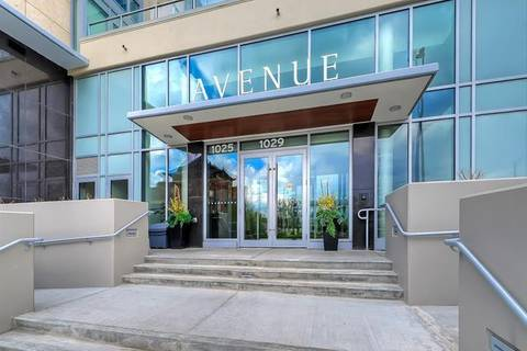 Condo for sale at 1025 5 Ave Southwest Unit 408 Calgary Alberta - MLS: C4245860