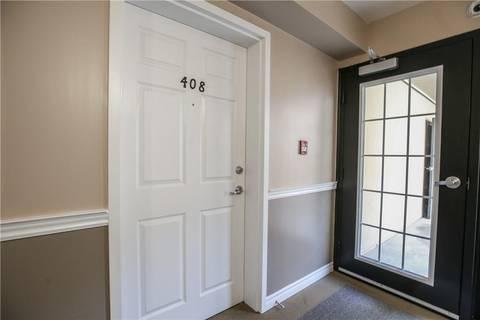 Condo for sale at 1340 Main St E Unit 408 Milton Ontario - MLS: H4051313