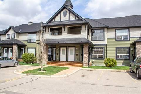 Townhouse for sale at 140 Sagewood Blvd Southwest Unit 408 Airdrie Alberta - MLS: C4245086