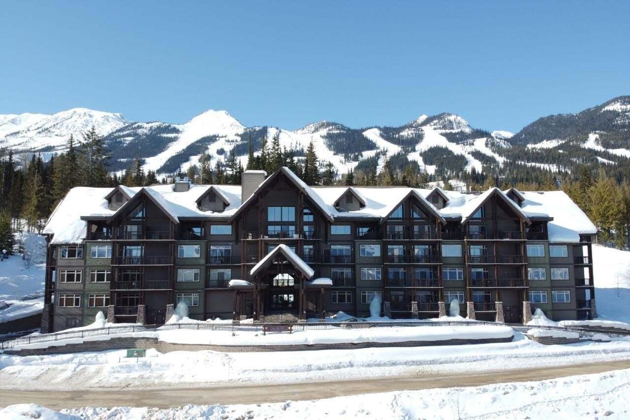 Condo for sale at 1420 Palliser Trail  Unit 408 Golden British Columbia - MLS: 2453452