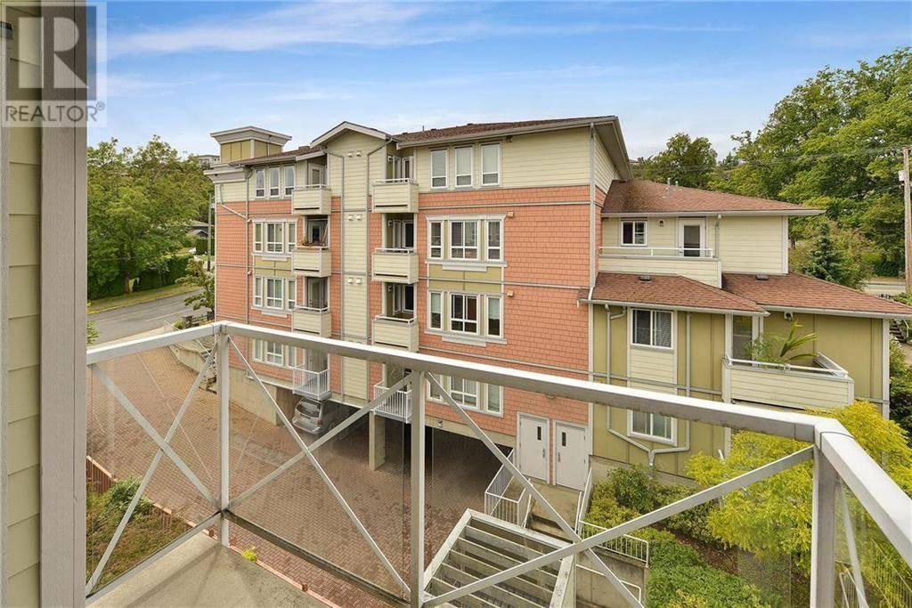 Condo for sale at 1514 Church Ave Unit 408 Victoria British Columbia - MLS: 418845