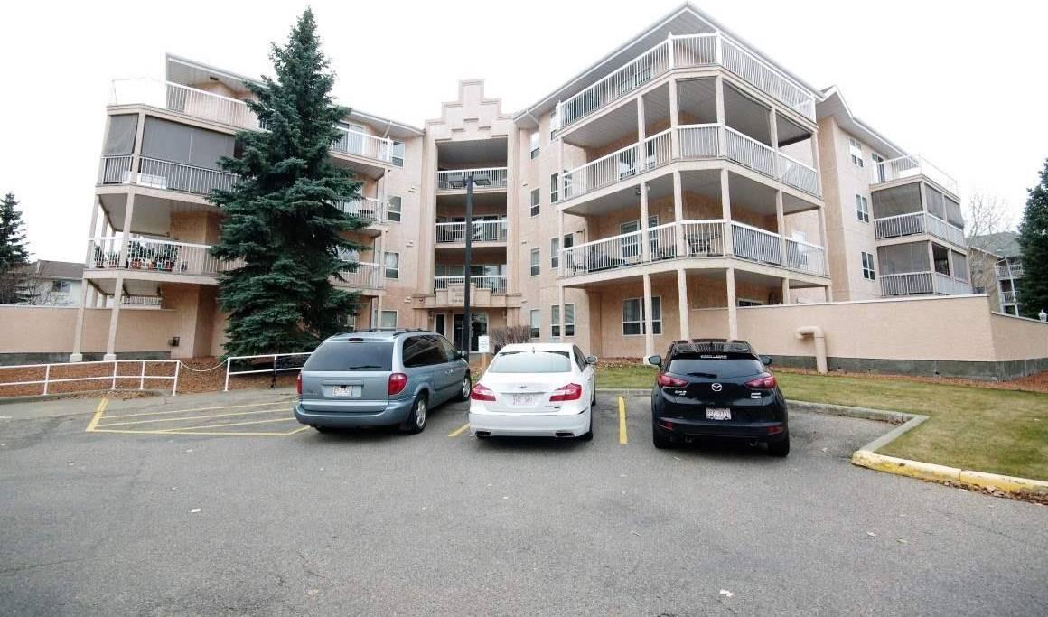 Condo for sale at 17519 98a Ave Nw Unit 408 Edmonton Alberta - MLS: E4178609