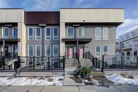 Townhouse for sale at 19500 37 St Southeast Unit 408 Calgary Alberta - MLS: C4228869