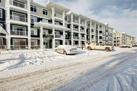 Condo for sale at 200 Auburn Meadows Common Southeast Unit 408 Calgary Alberta - MLS: C4278400