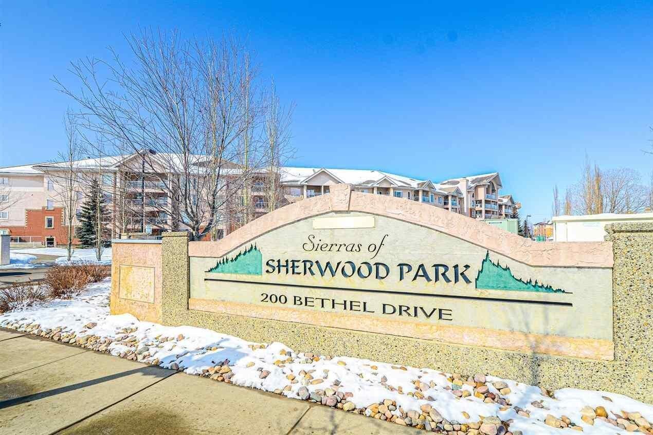 Condo for sale at 200 Bethel Dr Unit 408 Sherwood Park Alberta - MLS: E4224702