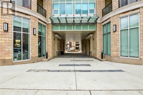 Condo for sale at 216 Oak Park Blvd Unit 408 Oakville Ontario - MLS: 30723834