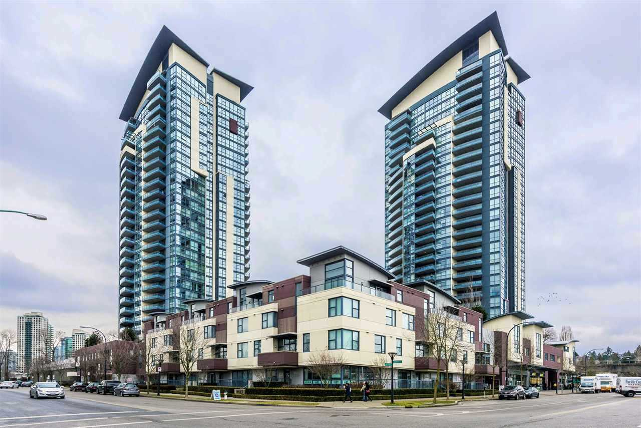Sold: 408 - 2225 Holdom Avenue, Burnaby, BC