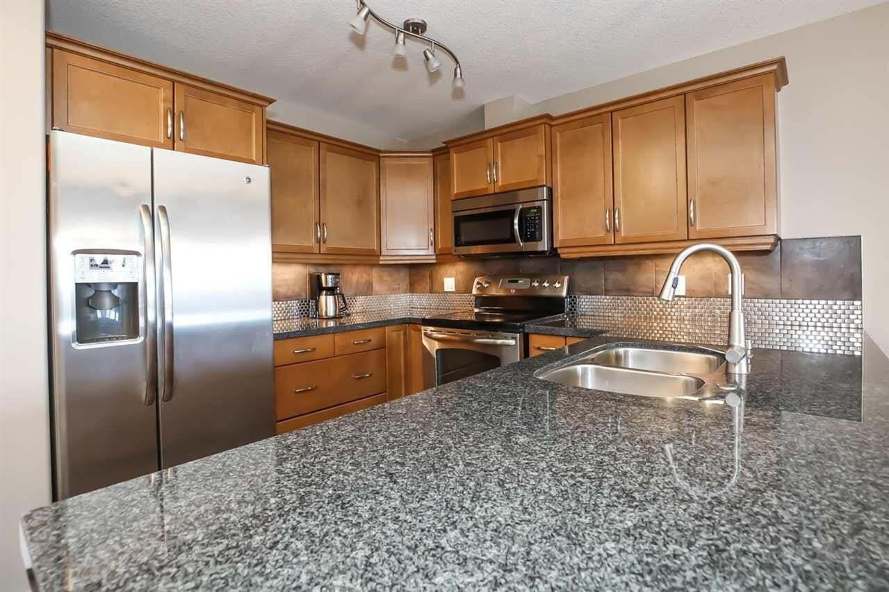 Condo for sale at 278 Suder Greens Dr NW Unit 408 Edmonton Alberta - MLS: E4186815