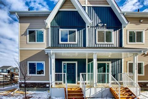 Townhouse for sale at 32 Red Embers Pr Northeast Unit 408 Calgary Alberta - MLS: C4286075