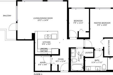Condo for sale at 3289 Riverwalk Ave Unit 408 Vancouver British Columbia - MLS: R2427574