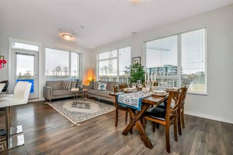 Condo for sale at 3289 Riverwalk Ave Unit 408 Vancouver British Columbia - MLS: R2448206