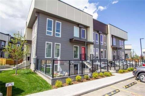 Townhouse for sale at 338 Seton Circ Southeast Unit 408 Calgary Alberta - MLS: C4301379