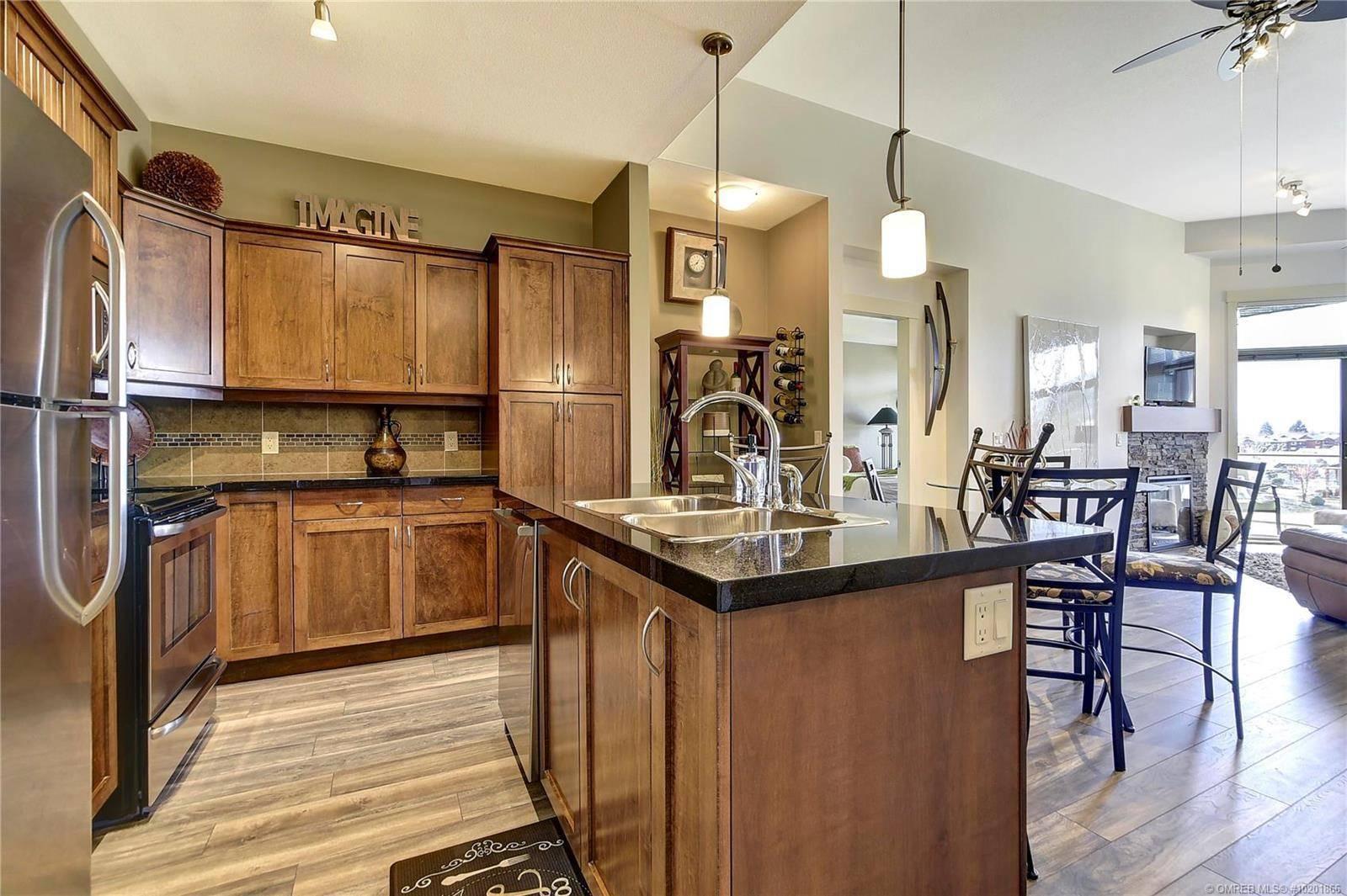 Condo for sale at 3545 Carrington Rd Unit 408 West Kelowna British Columbia - MLS: 10201866
