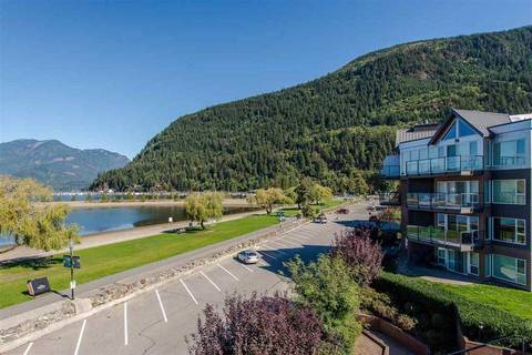 Condo for sale at 378 Esplanade Ave Unit 408 Harrison Hot Springs British Columbia - MLS: R2438115