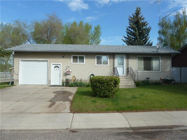 For Sale: 408 4 Street North, Vulcan, AB | 3 Bed, 2 Bath House for $245,000. See 28 photos!
