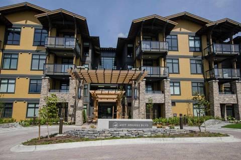 Condo for sale at 4977 Springs Blvd Unit 408 Delta British Columbia - MLS: R2372068