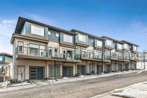 Townhouse for sale at 501 River Heights Dr Unit 408 Cochrane Alberta - MLS: C4289709