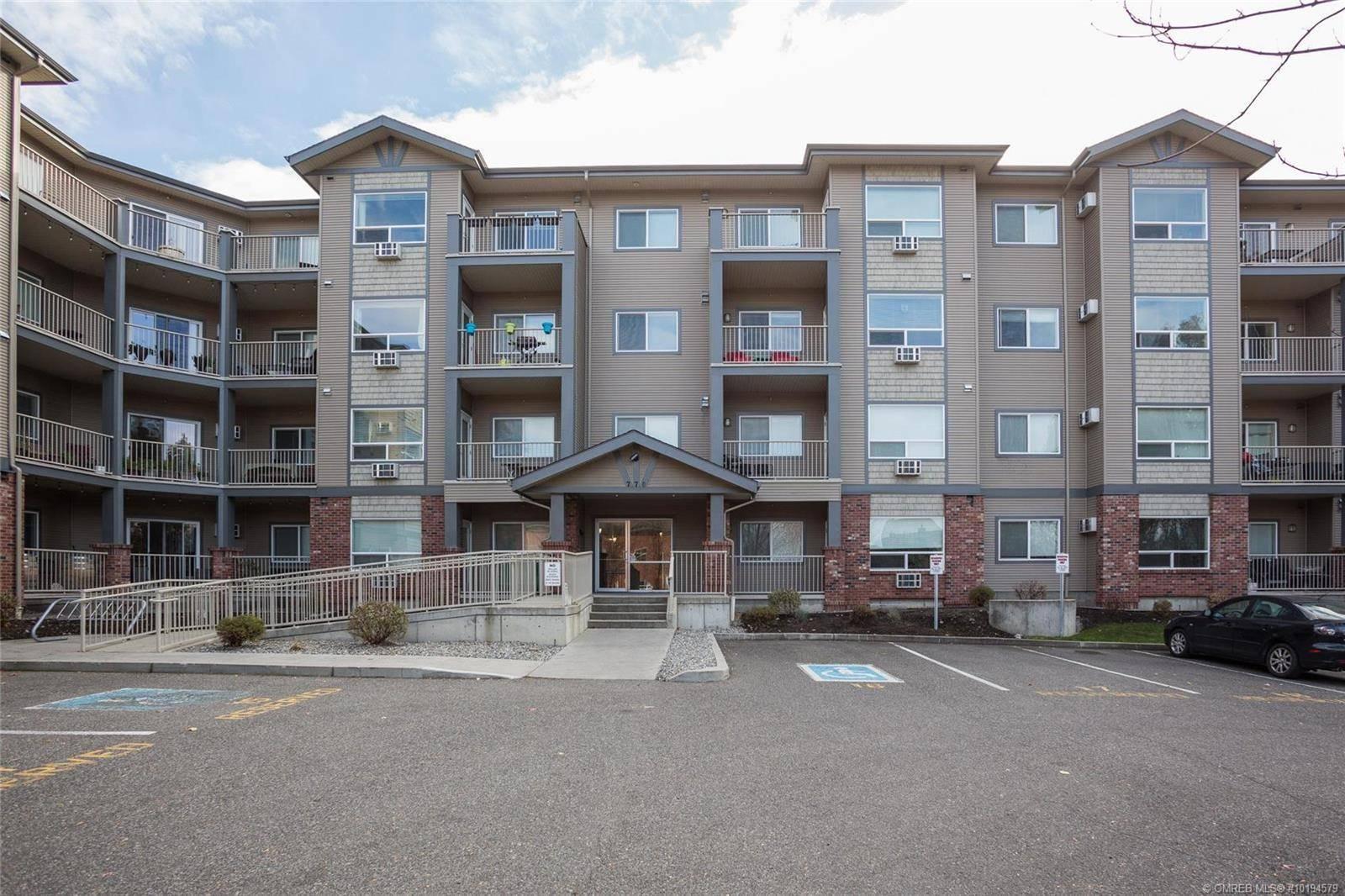 Condo for sale at 770 Rutland Rd North Unit 408 Kelowna British Columbia - MLS: 10194579