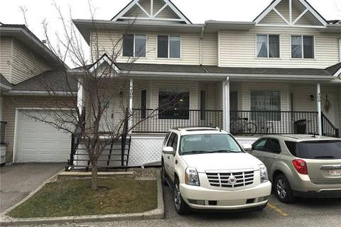 Townhouse for sale at 950 Arbour Lake Rd Northwest Unit 408 Calgary Alberta - MLS: C4295142