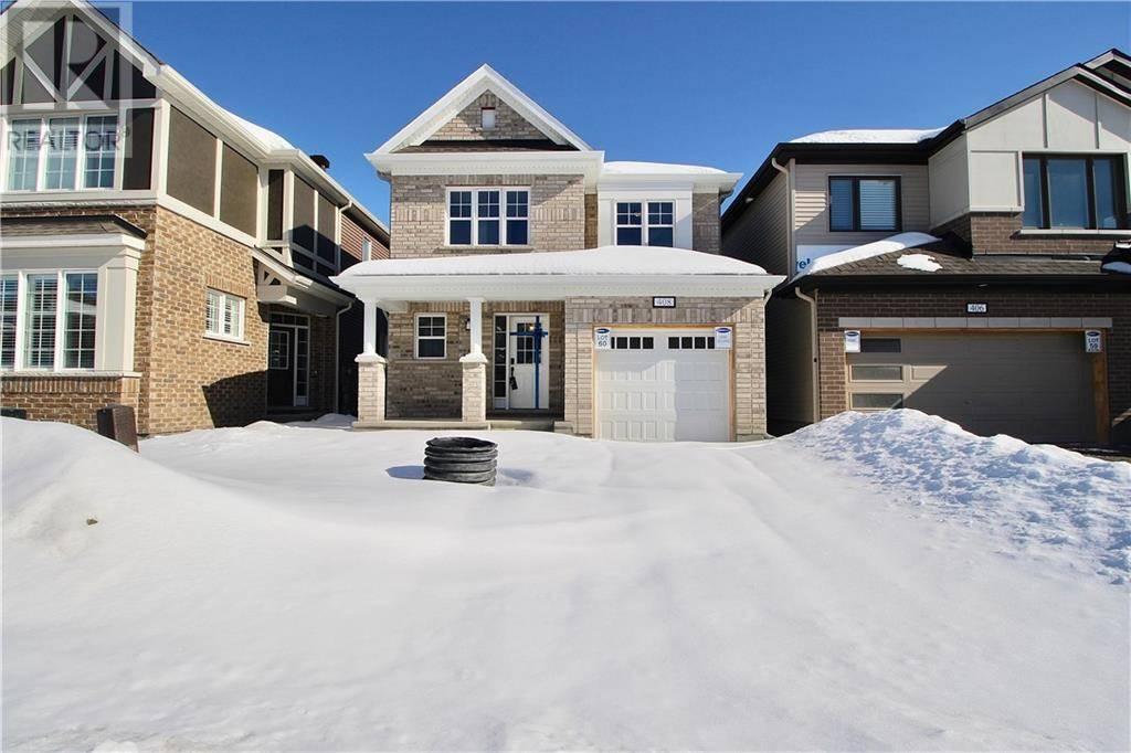 House for sale at 408 Aphelion Cres Ottawa Ontario - MLS: 1183199