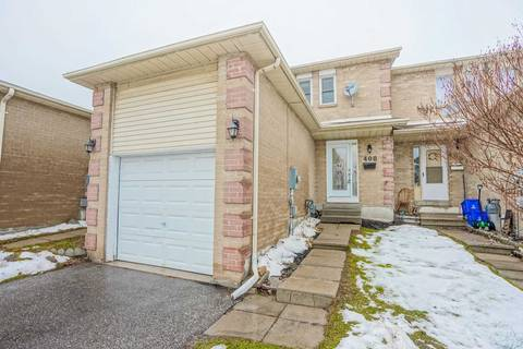 Townhouse for sale at 408 Bristol Cres Oshawa Ontario - MLS: E4650737