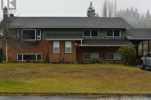 House for sale at 408 Cedar Cres Gold River British Columbia - MLS: 449298