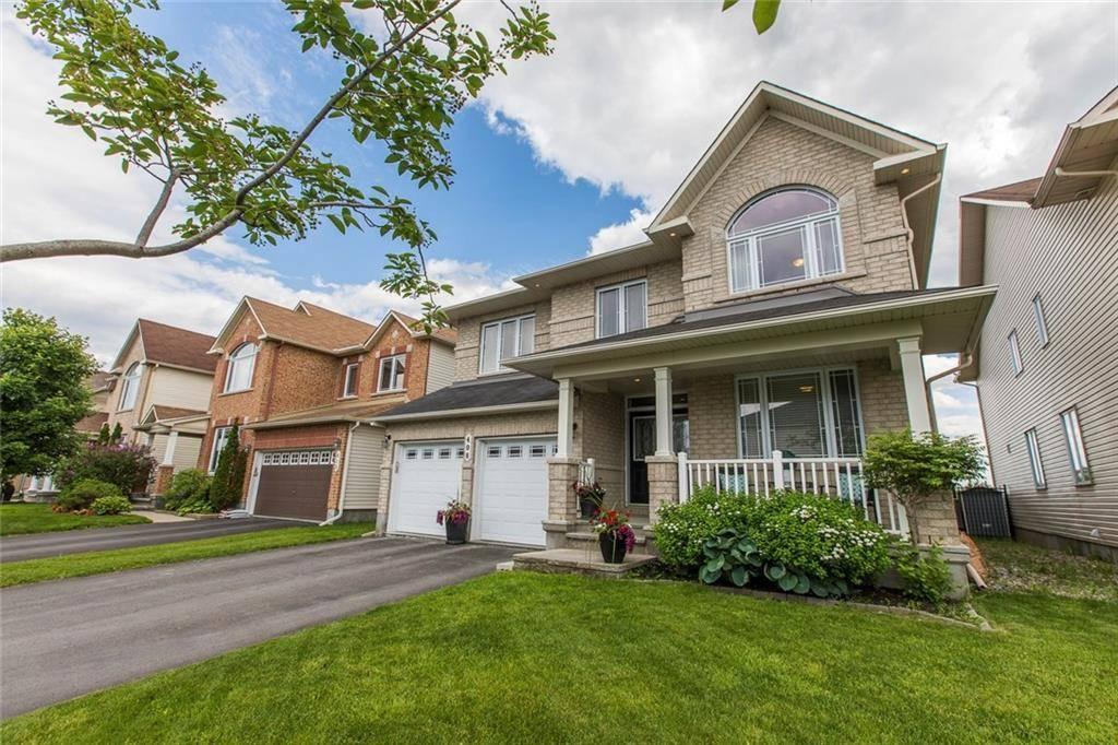 House for sale at 408 Fairlakes Wy Ottawa Ontario - MLS: 1170107