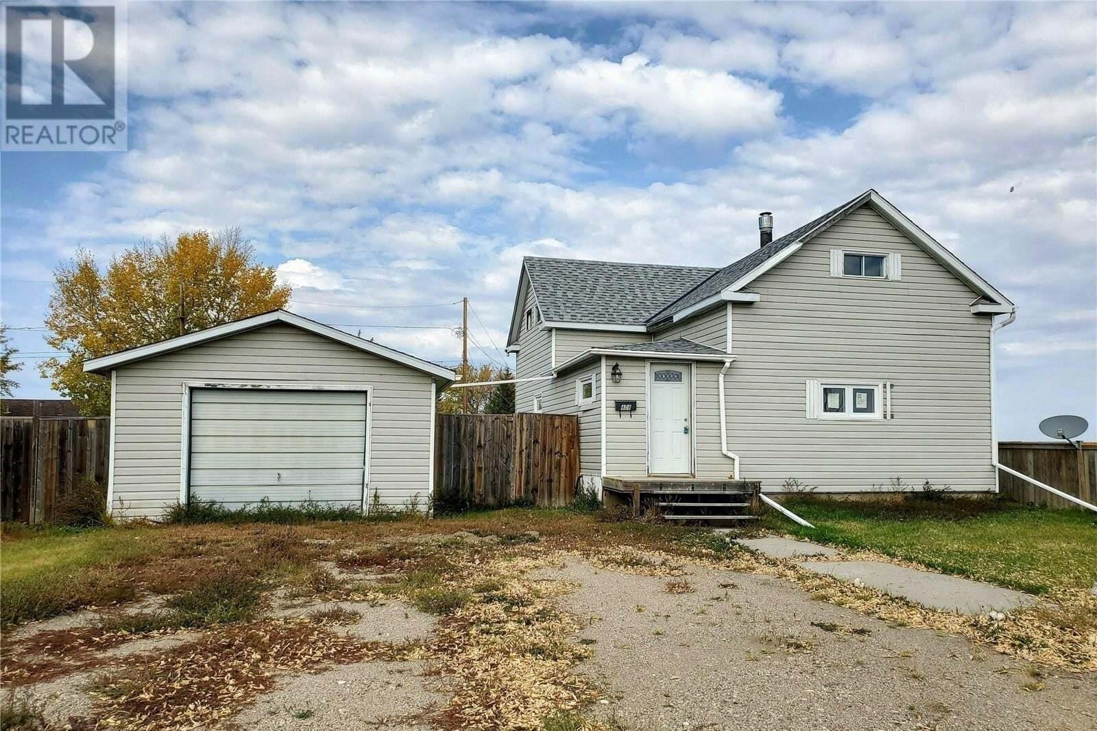 House for sale at 408 Grant St Hanley Saskatchewan - MLS: SK827812